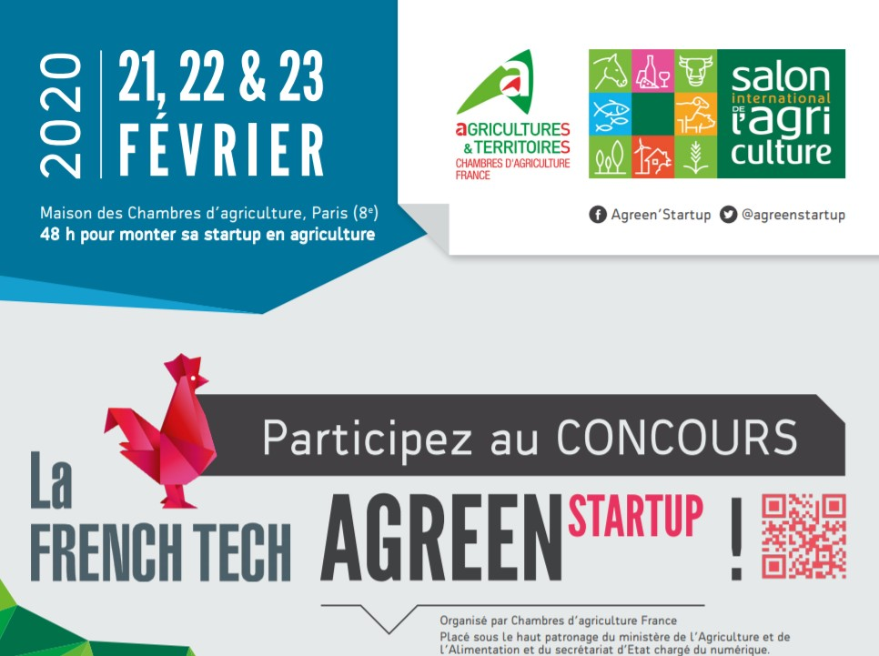 AGREEN STARTUP : 6ème Année Au Salon International De L