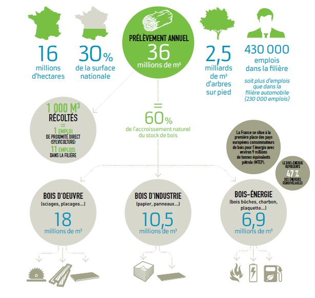 For t en infographies chambres d 39 agriculture - Chambre d agriculture offre d emploi ...
