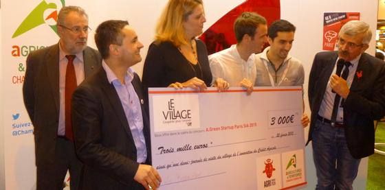 Agreenstartup concours de startup chambres d 39 agriculture for Chambre d agriculture paris